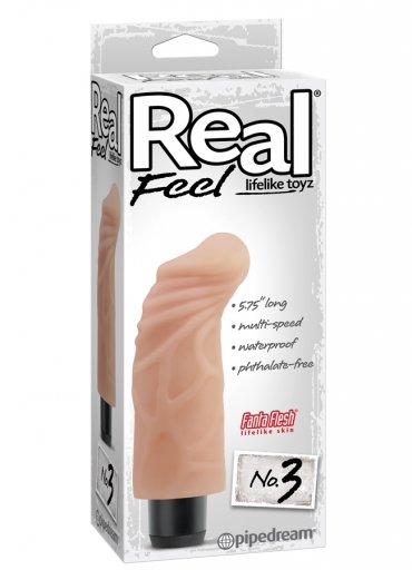 Vibratör Extra Gerçekçi Yumuşak Doku Real Feel