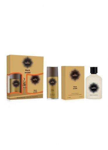 Astra Black Orchid Parfüm ve Deodorant Set - 0545 356 96 07