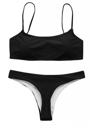 Sexy Şık Siyah Bikini Takım - 0545 356 96 07