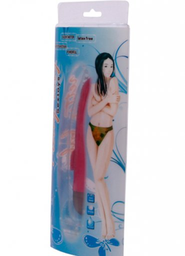 Pretty Baby Renkli Jel Klitoris Uyarıcılı 10 Fonksyonlu Vibrator - 0545 356 96 07