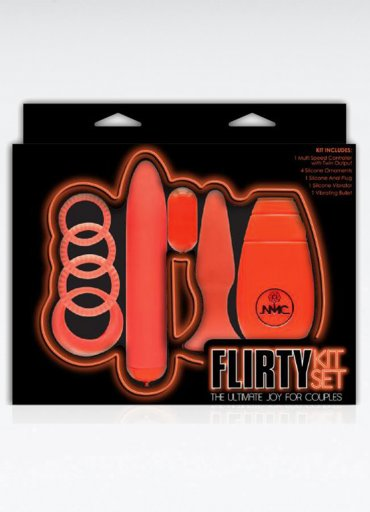 Flirty Kit Çiftler İçin Fantezi Aşk Seti - 500 TL