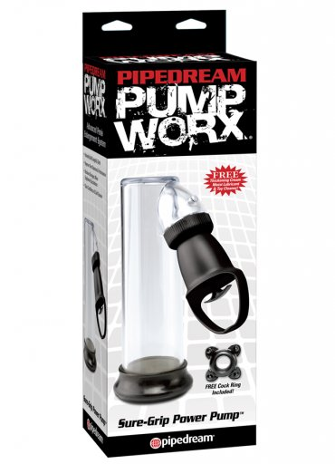 Pump Worx Sure Grip Power Pump - 295 TL