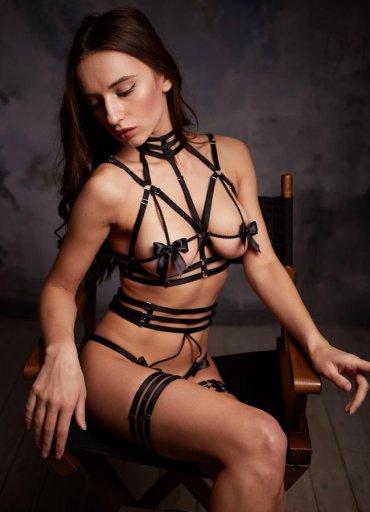 Özel Tasarım Seksi Harness Takım - 0545 356 96 07