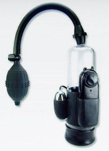 Titreşim Özellikli Vakumlu Penis Pompası