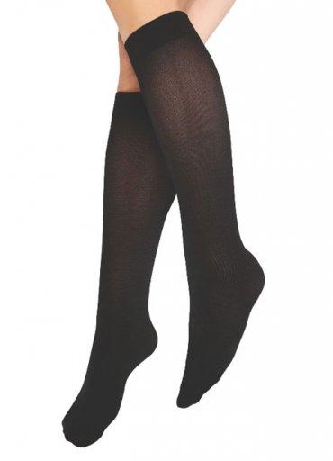 Teni Göstermeyen Mikro Dizaltı Çorap Siyah - 0545 356 96 07
