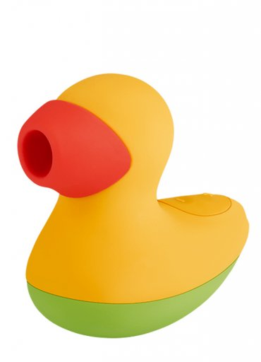 Şanslı Ducky Shockwawe Vibratör - 0545 356 96 07