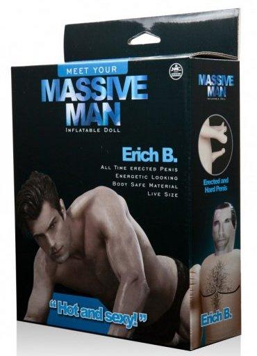 Massive Man Erkek Şişme Bebek Erich B - 420 TL