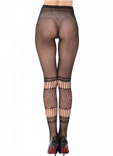 Şık Sexy Külotlu Çorap - 35 TL