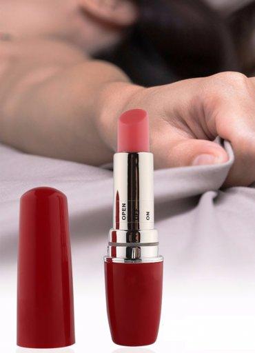 Wonderful Mini Lipstick Ruj Vibratör - 145 TL