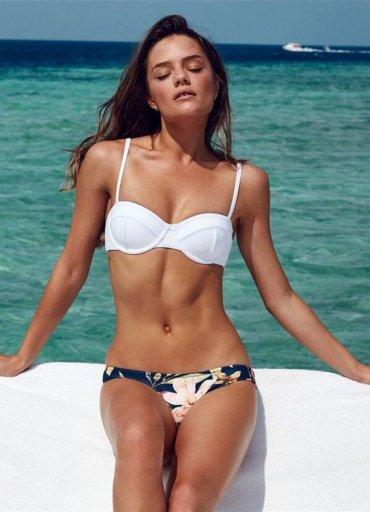 Angelsin Renkli Özel Tasarım Bikini Alt - 0545 356 96 07