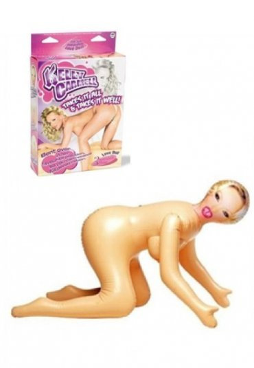 Kelly Carmell Doll Şişme Manken