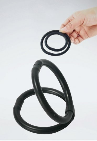 Cock Ring Rock Hard E Yüzüğü