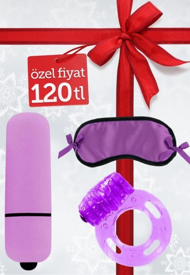 Tease Me Gift Set Mor