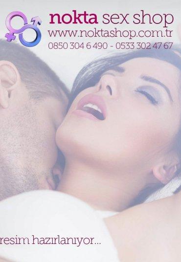 Büyük boy titreşimli lezbiyen Çift realistik suni vajina anüs mastürbatör