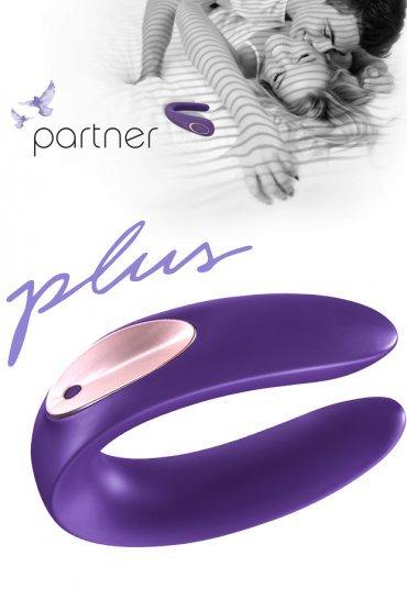 Partner Plus Çiftlere Özel Vibratör