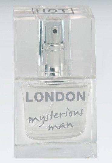 Hot London Feromonlu Erkek Parfümü