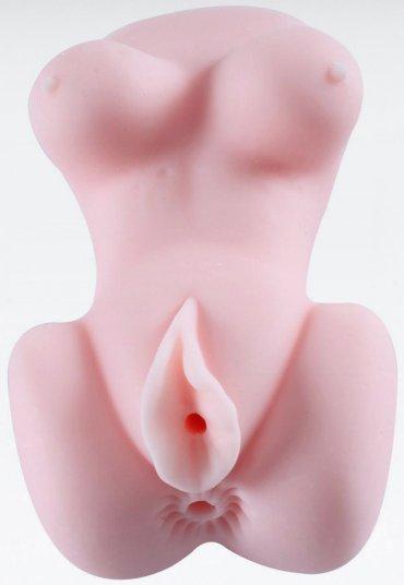 Big Breasts Realistik Vajina