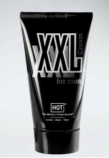 Hot XXL Penis Geliştirici Bakım Kremi
