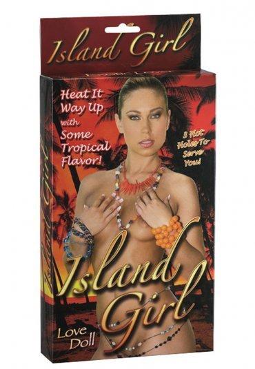 Island Girl Love Doll