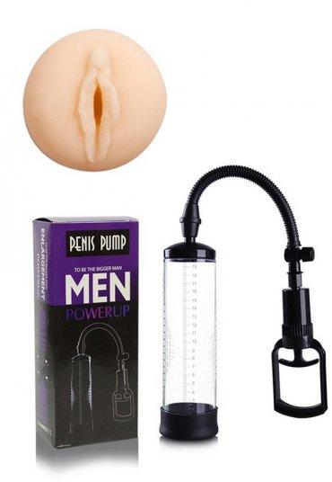 Penis Pompası ve Vajinal Başlık