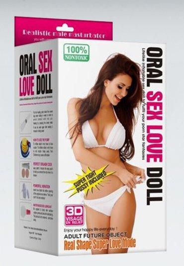 Oral Sex Love Doll Gerçekçi Şişme Kadın