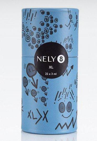 Nely8 XL Penis Geliştirici 25 3 ml Şase Krem