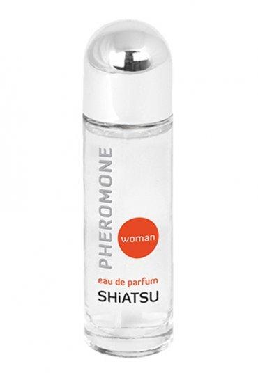 Shiatsu Feromonlu Erkek Parfümü 15 ml
