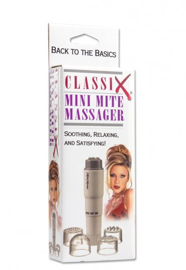 Classix Mini Massager Vibratör