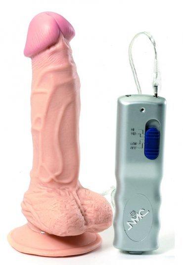 Poking Realistik Penis