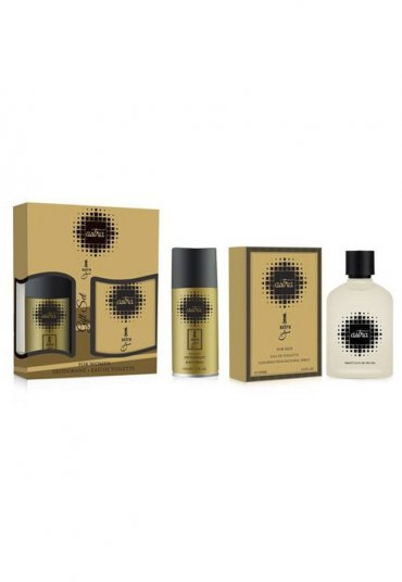 Astra Parfüm Deodorant Hediye Seti