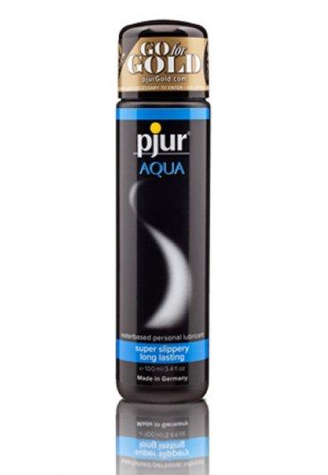 Pjur Aqua Üst Seviye Su Bazlı Kayganlaştırıcı
