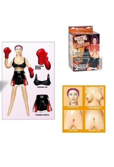 Boxing Şişme Kadın