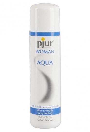 Pjur Woman Aqua Su Bazlı Kayganlaştırıcı 100ml