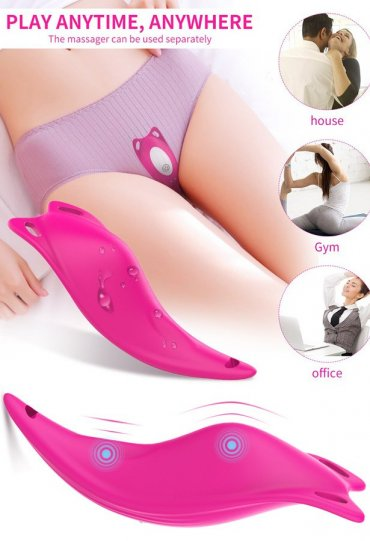 Külot İçi Giyilebilir İnce Vibratör