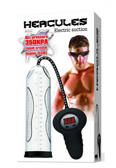 LCD Ekranlı Otomatik Penis Pompası
