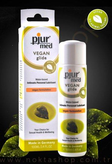 Pjur Bitkisel Özlü Kayganlaştırıcı 100 ml