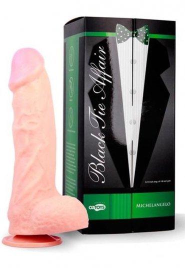 Black Tie Affair Realistic Dong Michelangelo