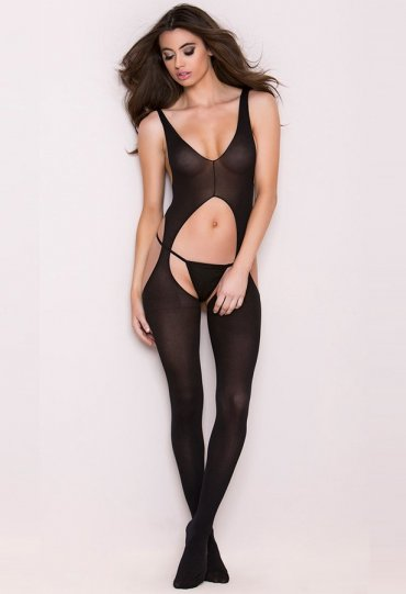 Nokta Sex Shop Seksi Tasarım Vücut Çorabı
