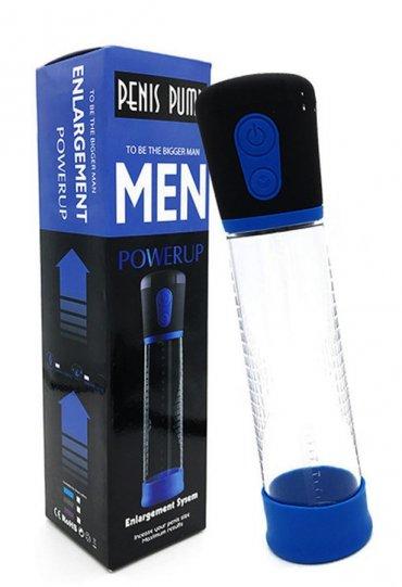 Pilli Otomatik Penis Pompası