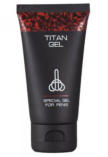 Titan Jel Red Penis Bakım Kremi