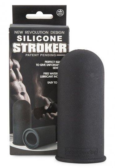 Stroker Silicone Mastürbatör