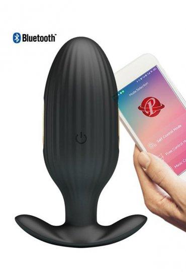 Akıllı Telefon Uyumlu Anal Plug