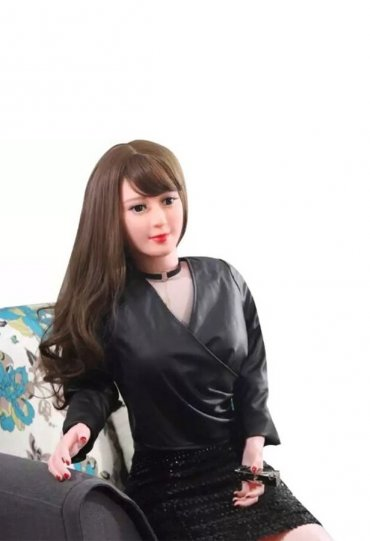 Black Doll Siyah Saçlı Şişme Bebek
