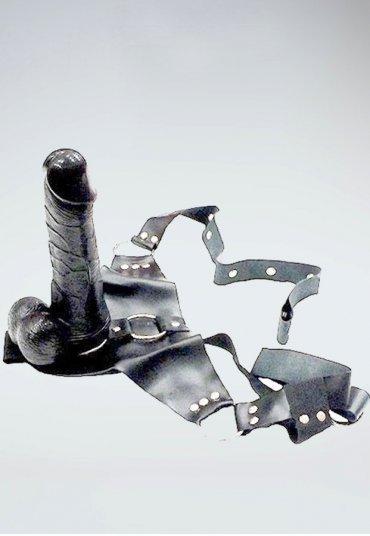 Ultra Passionate Harness Zenci