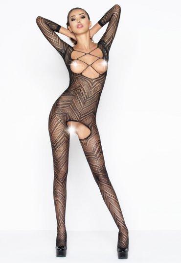 Desenli Vücut Çorabı