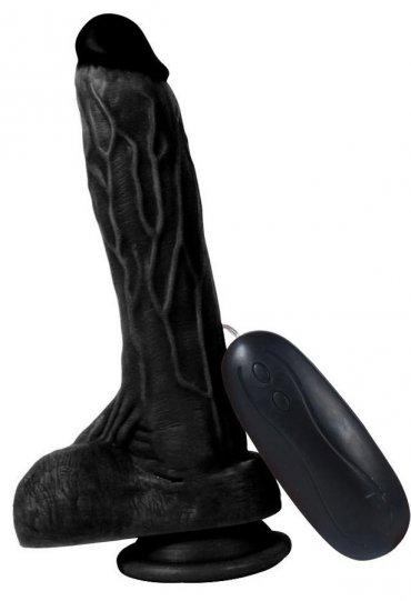 Et Dokusu Süper Realistik 20.5 Cm Vibratör