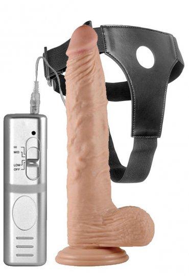 Real Extreme 24cm x 4.1cm Vibratör