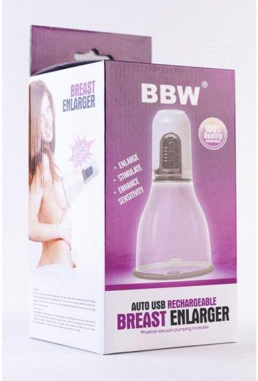 Kadınlara Özel Otomatik Şarjlı Göğüs Pompası