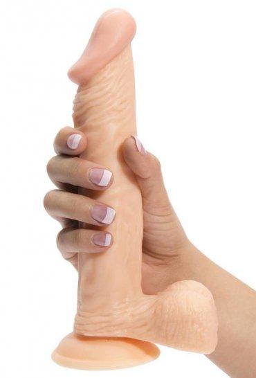 Mega Drive Realistik Penis