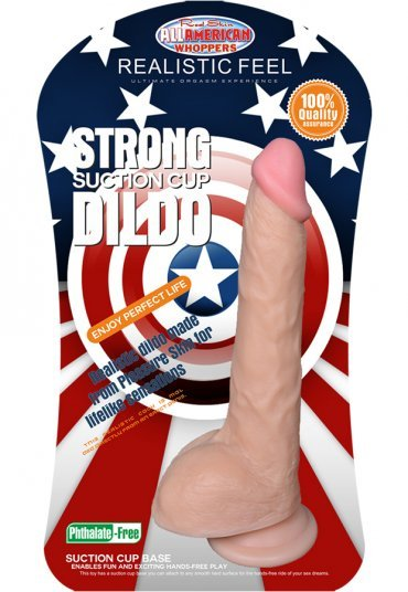 Kalın Penis Et Dokusu Süper Realistik 24.5 Cm